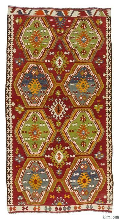 1000 ideas sobre alfombras turcas en pinterest - Alfombras patchwork vintage ...