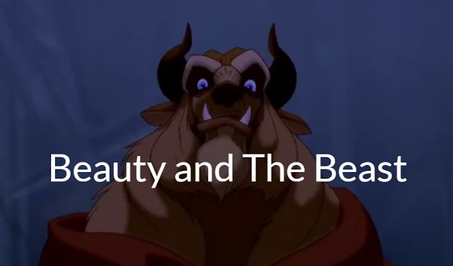 Movie : Beauty And The Beast (1991)
