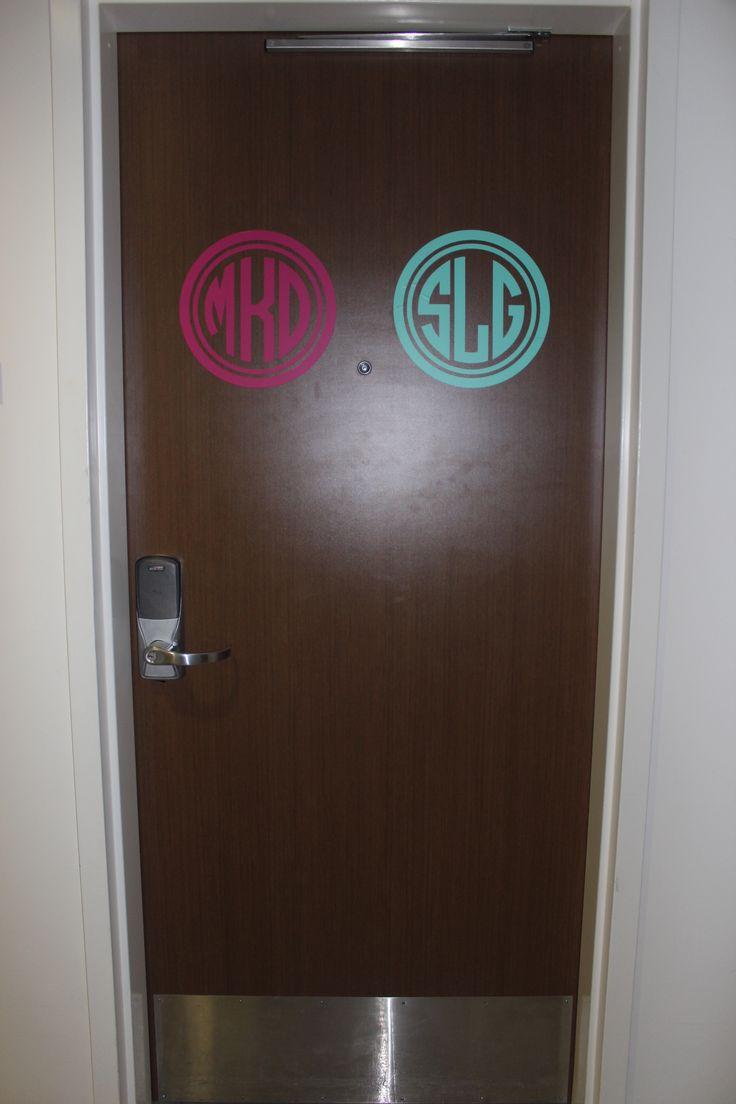 Best Sorority Door Decorations Ideas On Pinterest Bedroom - Decoration dorm door decorating ideas with pink walls dorms dorm door