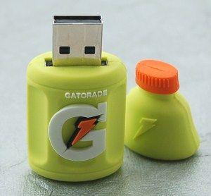 Pendrive USB Gatorade http://www.Promocrunch.com or http://www.usacustomflash.com