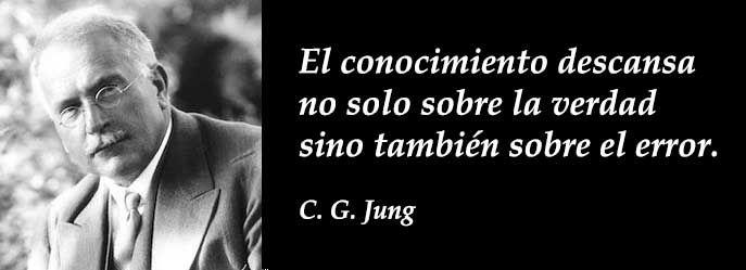 Frases célebres Carl Gustav Jung, psiquiatra suizo y autor prolífico impresionado por las teorías de Freud y el Psicoanálisis