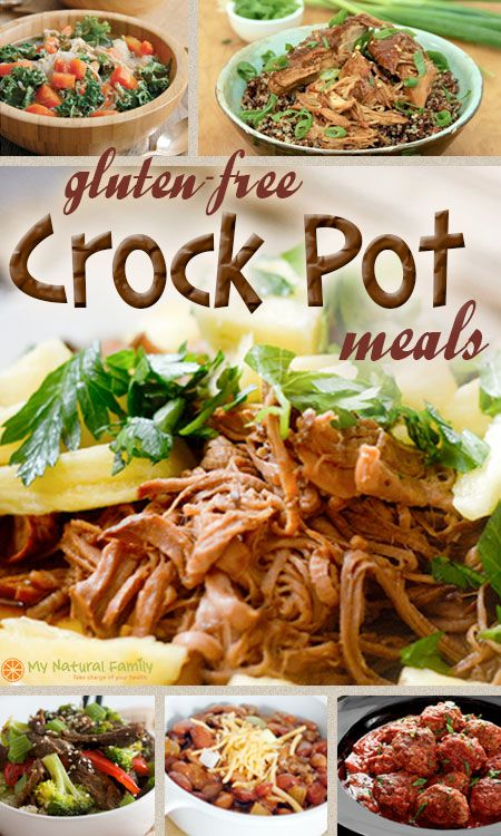 Wow!... can you believe I have a list of fifty, yes 50 gluten free crock pot mealss! I hope you will check out this list of gluten free crock pot recipes.