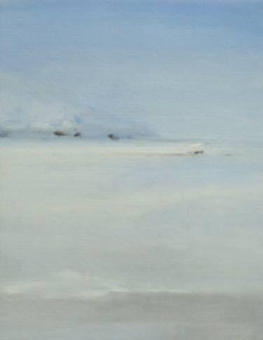 "Saatchi Art Artist Marta Zamarska; Painting, ""Siberian Postcard 2"" #art"