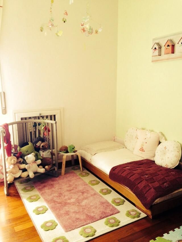 """""""Puro"""" montessori floor bed by """"Woodly"""""""