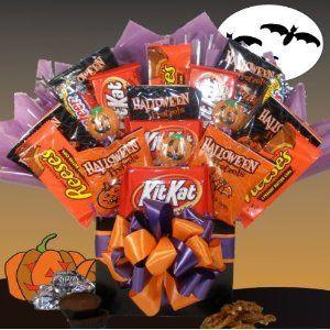 halloween gift basket ideas