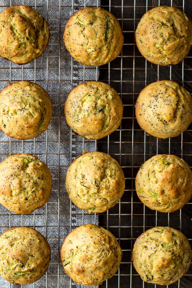 These Muffins Will Save You from Your Zucchini Surplus  Delicious Links