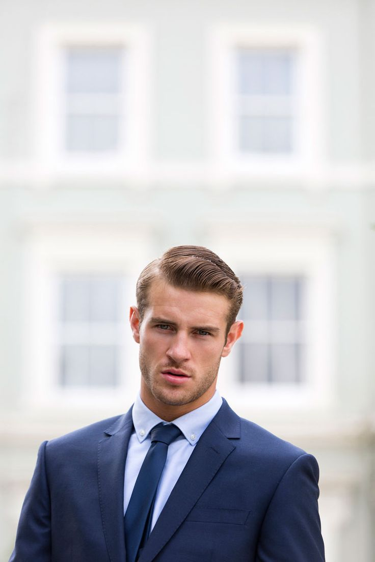 best Haircuts images on Pinterest  Classic mens haircut