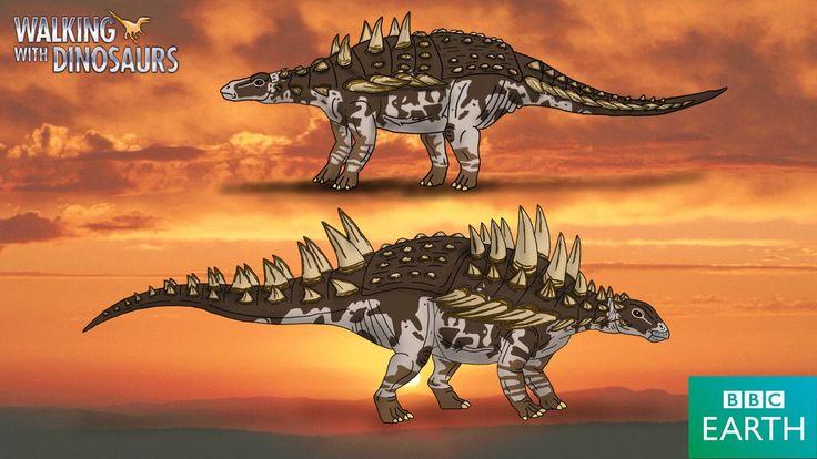 Polacanthus foxii Named by Richard Owen, 1865 Diet: Herbivore Type: Thyreophorian ankylosaur dinosaur (polacanthid) Size: 13 to 16 feet (3.9 to 5 meters) long and 1100 lb. Region: Europe (Sou...
