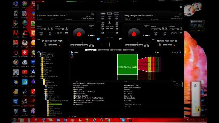 Virtual Dj Παρουσίαση των βασικών λειτουργιών