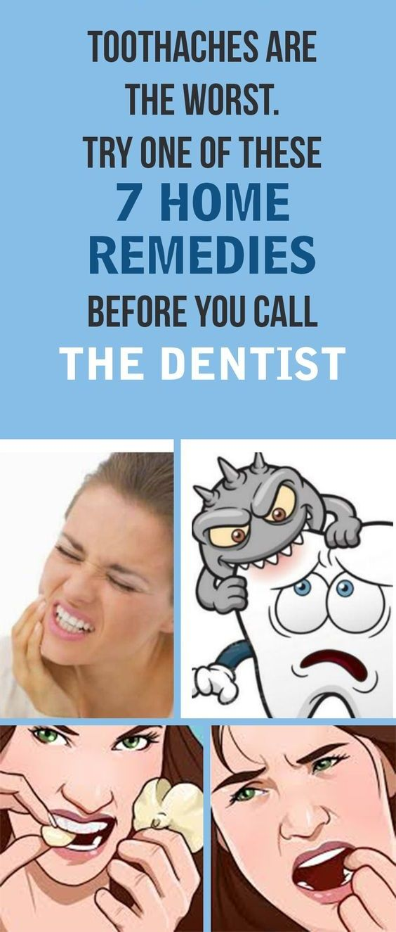 Toothaches Are The Worst  Try One of These 7 Home Remedies Before You Call the Dentist  A toothache is never a fun thing to suffer through. Throbbing pain can keep you up at night or spoil a special time with your family or keep you from doing your best work. For some reason d