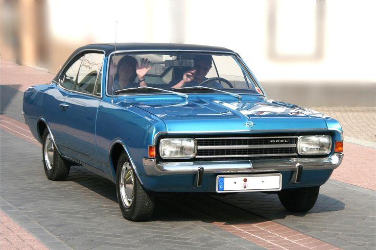 1971 Opel Rekord 1900