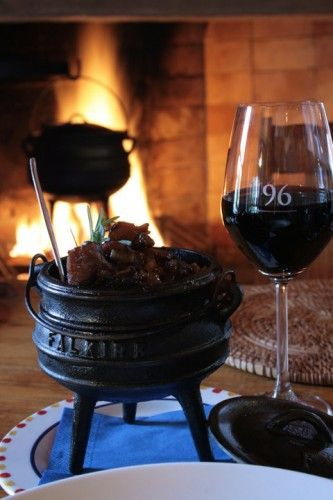 10 restaurants with fireplaces in Cape Town - Getaway Magazine