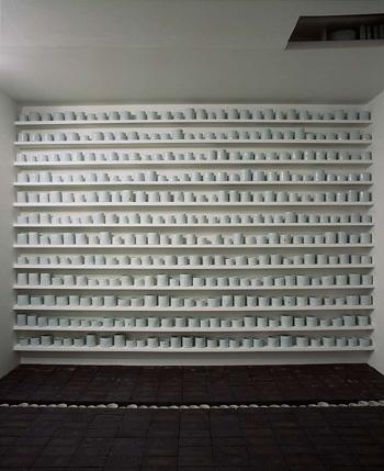 Edmund de Waal - Porcelain Rooms at the Geffrye Museum