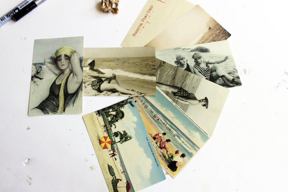 The Sea In Different Translations  Set of 8 by archivioGotico, €6.00