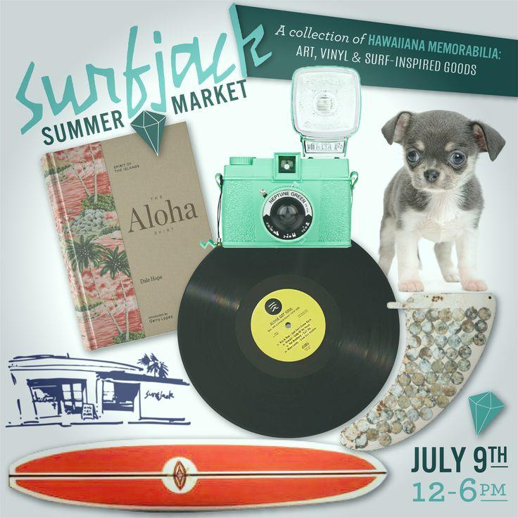 oSurf Jack Summer Market