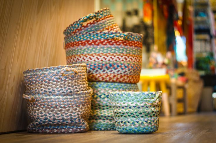 Welsh Designed Woven Baskets and Placemats (5 of 8)