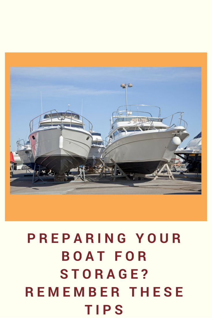 Boat ownerships is a big responsibility