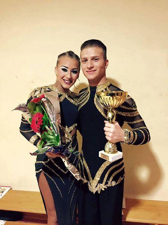 Ancora soddisfazioni per i nostri ragazzi  complimenti da Rosso Latino a tutti i testimonial per questi risultati!  #RossoLatino #testimonial #sportdance #danceshoes