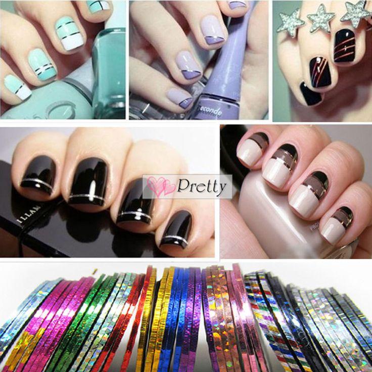 13 best UV Gel Nail Art Kit images on Pinterest | Gel nail, Gel nail ...