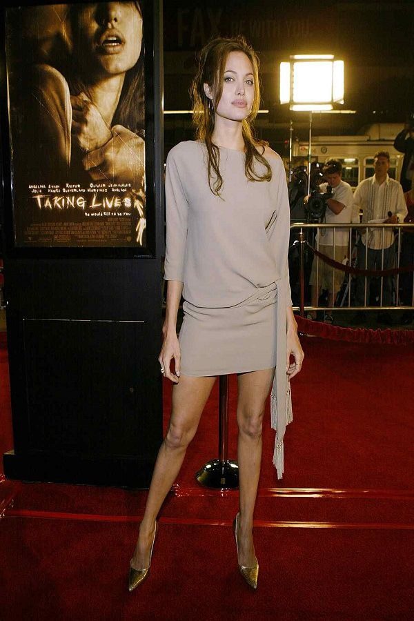 Angelina Jolie Height Weight Body Measurements Angelina