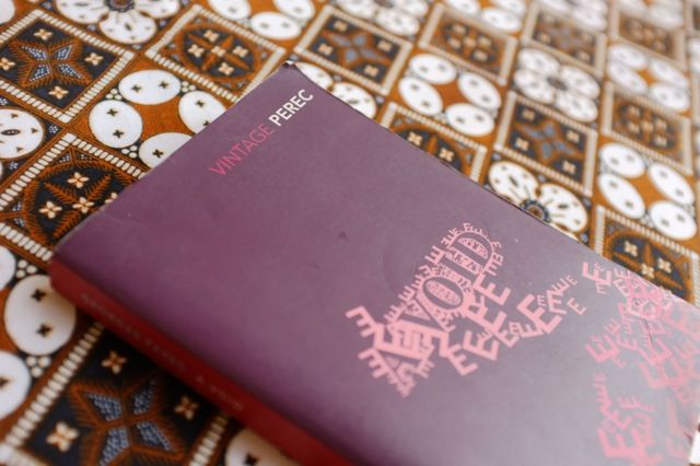 A Void by George Perec