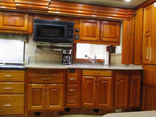"""2007 Used Holiday Rambler Imperial Class A in Florida FL.Recreational Vehicle, rv, 2007 Holiday Rambler Imperial 42FST - Tag Axle. Price lowered on 12-30-2015 for the new year! This coach is priced way below the low retail valuation on the NADA website. The inside has been upgraded within the last year. The upgrades include a 48"""" Samsung Smart TV that retracts when not in use. The small TV in front by the windshield has been removed and replaced with matching cabinetry. The uncomfortable RV…"""