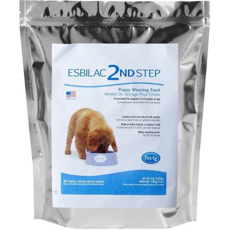 Esbilac 2nd Step Puppy Weaning Food, 5 lb Weaning foods