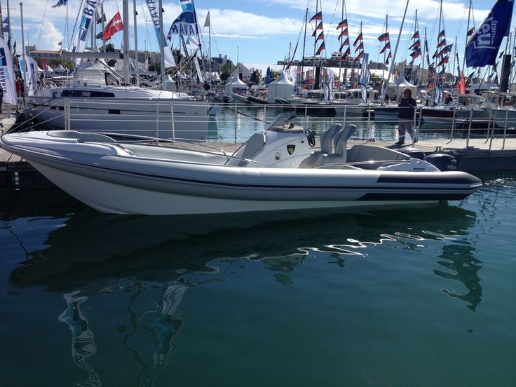 Hysucat - 8.5 Offshore RIBs and Inflatable Boats for sale in Surrey, South East :: Boats and Outboards
