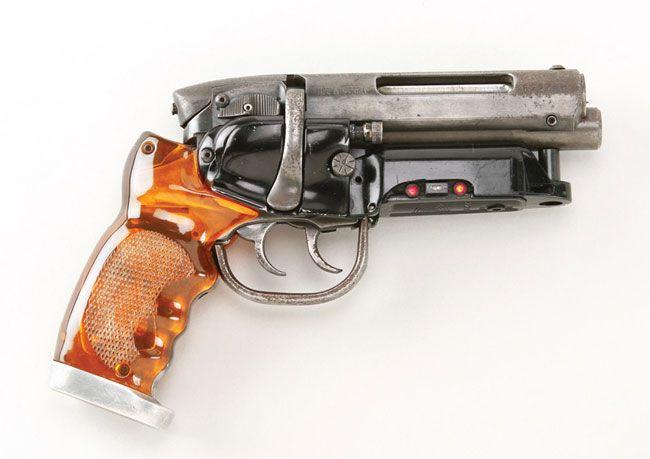 classic.  blade runner gun