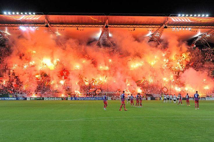 Legia Warszawa - Steaua Bukareszt 27/08/2013