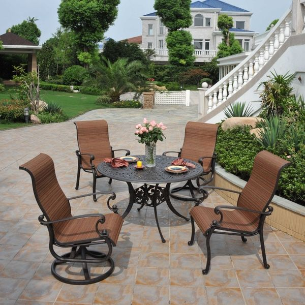 Review Of The New Hanamint Patio Furniture For 2013!