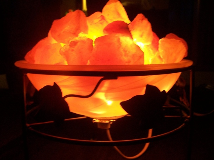Salt Lamp Tea Lights : 17 Best images about Salt Lamps on Pinterest Lamps, Himalayan salt and Tea lights