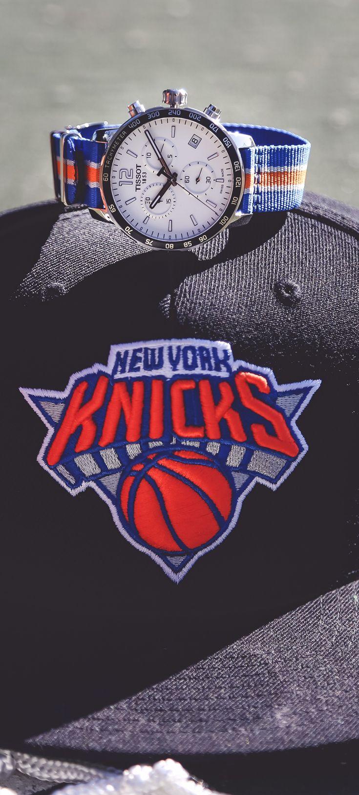 Tissot NBA Quickster NY Knicks Special Edition