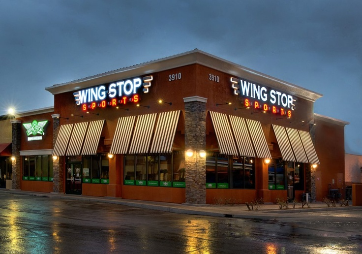 WingstopSports Food ! Pinterest