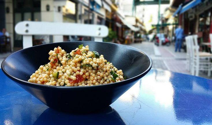 Roots, Vegeterian Restaurant, Mpalanou 4, Platia Athonos, Thessaloniki, tel.2310268063