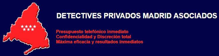Agencia homologada de Detectives Privados en Madrid con gran experiencia en investigaciones de todo tipo y resultados garantizados. Máxima discrección.