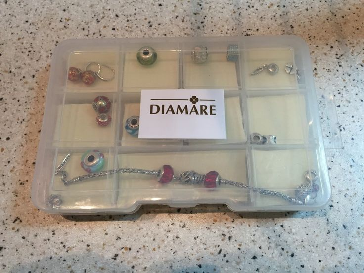 """Новая рубрика """"День вместе с Diamare"""". Хранение подвесок-перлин Diamare. - Diamare"""