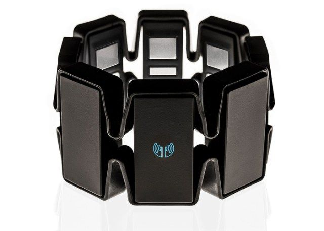 what best can you do than buy her a futuristic armband that looks both geeky and classy...