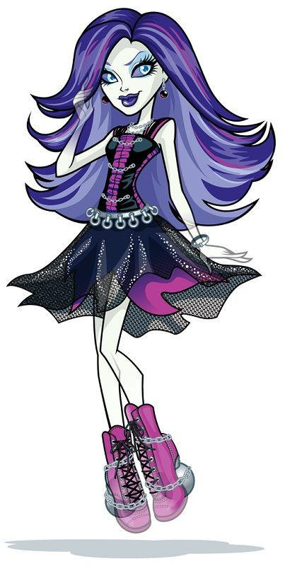 monster high spectra vondergeist