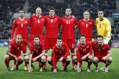 Switzerland soccer team roster 2014 World Cup   Switzerland Soccer Betting Odds