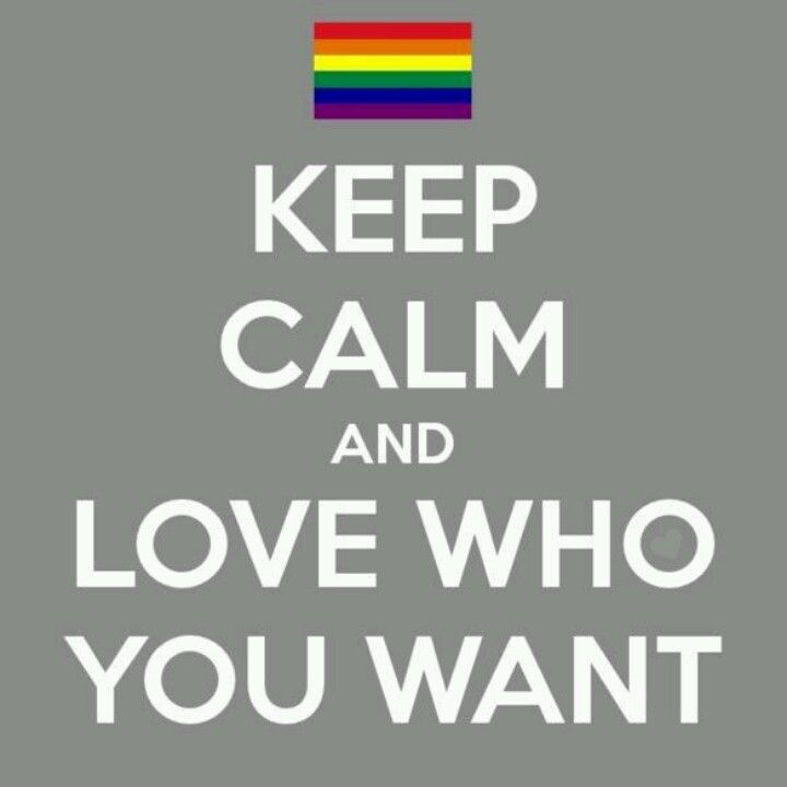 I dont usually enjoy 'Keep Calm' posters, but with all thats going on in Russia at the moment, I feel this one is appropriate. Gay pride!