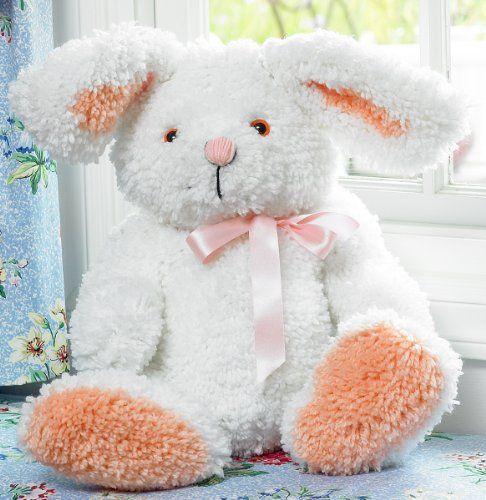 MCG Textiles Huggables Animal Bunny Latch Hook Kit - http://craft-supplies.diysupplies.org/rug-making-latch-hook/mcg-textiles-huggables-animal-bunny-latch-hook-kit/