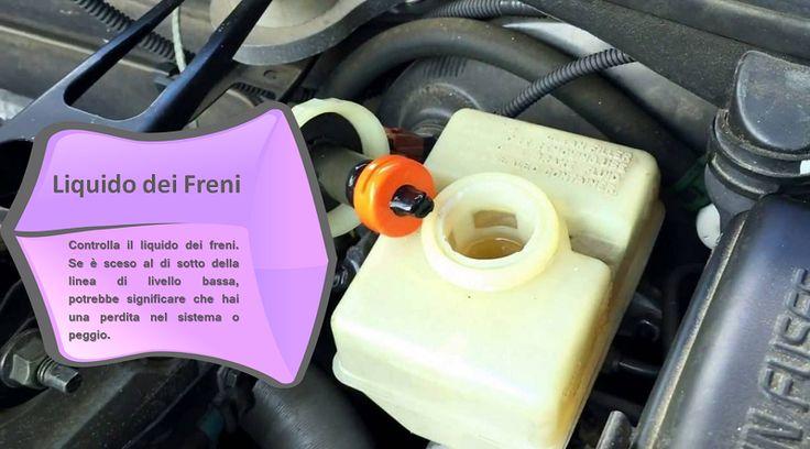 Controlla e Tieni al Giusto Livello tutti i Liquidi Dopo aver richiesto un cambio d'olio per il tuo veicolo, utilizza questo tempo per portare al giusto livello tutti i liquidi sotto il cofano. Il liquido lavavetri del parabrezza e l'antigelo sono quelli più importanti nella stagione invernale. Gli altri liquidi importanti da controllare sono il liquido della  trasmissione, il liquido dei freni ed il  liquido del servosterzo. #PneumaticiAllWeather
