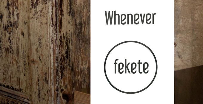 Fekete – Designer Coffee shop you shouldn't miss is Budapest | Budapest With Us