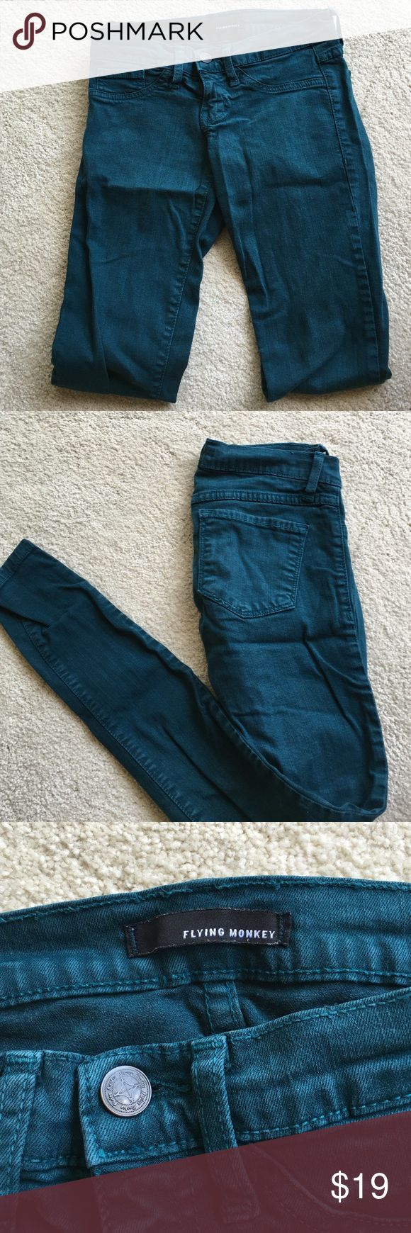 Flying Monkey jeans Super flattering flying monkey skinny jeans Flying Monkey Jeans Skinny