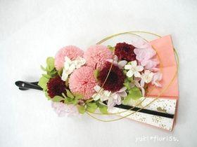 【和装】扇子ブーケが人気!!【結婚式】 - NAVER まとめ