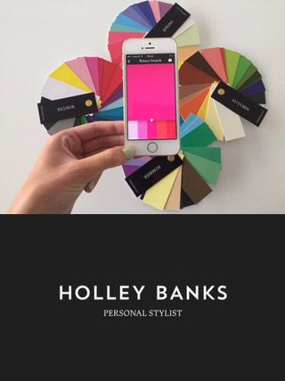 Do you know your seasonal colours?   Winter, Spring, Summer or Autumn?  Download the Personal Colour Swatch App from the App Store to have all your colours handy for fashion and makeup purchases.  https://itunes.apple.com/us/app/personal-colour-swatch/id921404340?mt=8
