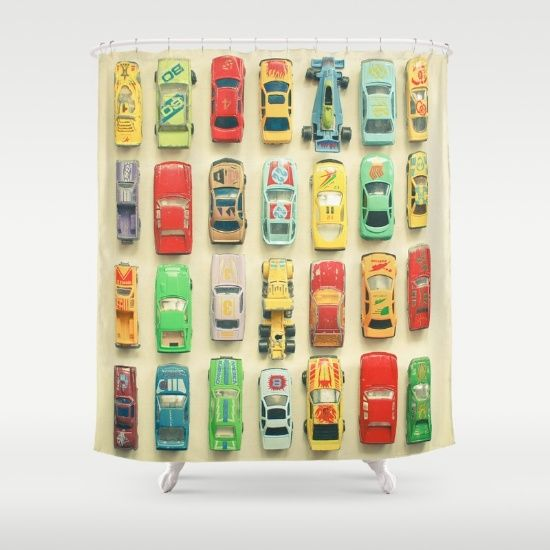 ... Park Shower Curtain by Cassia Beck | Parks, Cars and Shower Curtains
