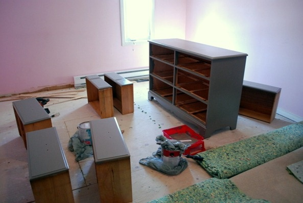 Painting Furntire Without Sanding: Furniture Restoration, Final, Paintings Furntir, Girls Design, Blog Archives, Furniture Projects, Business Gal, Kitchens Furniture, Before Pretty Sad