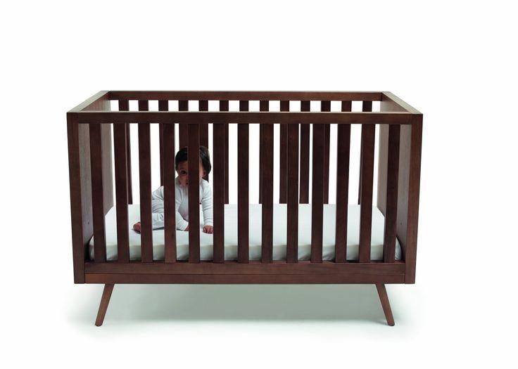 Amazon.com : Ubabub Nifty Timber 3-in-1 Crib : Baby